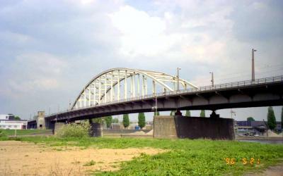 アーネム Arnhem   『遠すぎた橋』の街