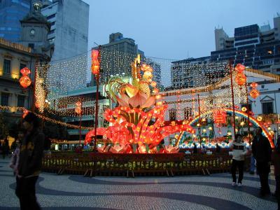 2005年2月香港一人旅ダイジェスト