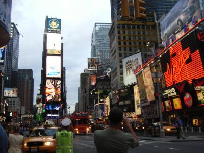 はじめてのニューヨーク