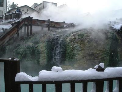 2004/12 草津家族旅行