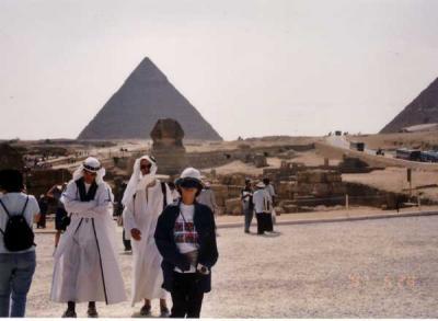 紅海&エジプトの遺跡巡り