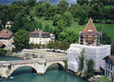 フランス&スイスの旅・ベルン編(2000年)