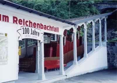 フランス&スイスの旅・マイリンゲン編(2000年)