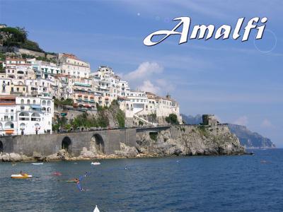 世界遺産「アマルフィ」の旅