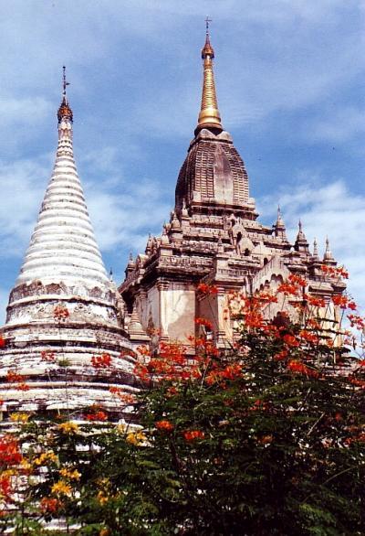 ★ちょっと昔のミャンマー 2度目の旅(2)バガン周辺