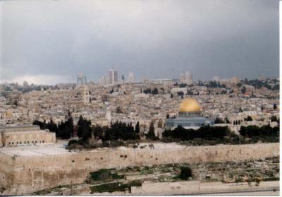黄金のエルサレム
