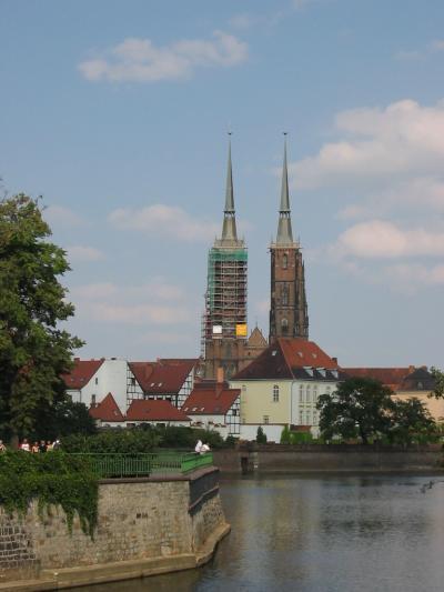 2004年 初めてのポーランド