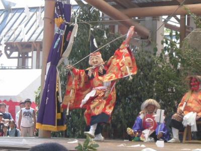 波野村神楽フェスティバル