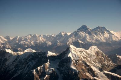 ヒマラヤ・ネパールの旅 11・・旅いつまでも・・