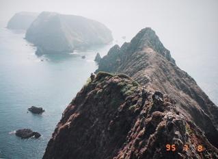 チャネルアイランド 【アメリカの国立公園・1】