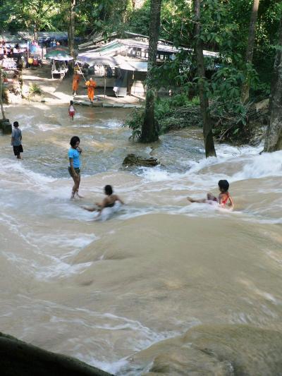 アジア・バックパッカーの旅【9】 タイ・カンチャナブリで出会った人達