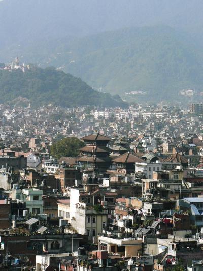 アジア・バックパッカーの旅【17】 ネパール カトマンズの繁華街
