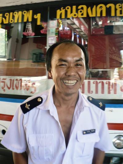 アジア・バックパッカーの旅【39】 タイ ノンカイで出会った人達