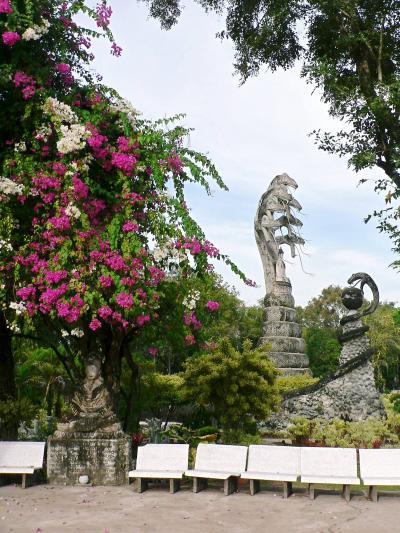アジア・バックパッカーの旅【40】 タイ ノンカイを観光しバンコクから帰国