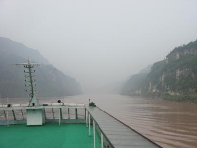 三峡下りの旅6日間-【三峡編その3】