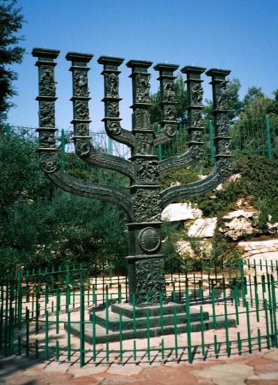 1998年秋のイスラエル旅行11日間(8日目:エルサレム新市街地ツアーの一日)