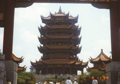 中国・黄果樹と三峡(7) 【湖北省・武漢】