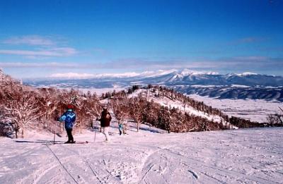 富良野スキーへの旅~新富良野プリンスホテル~