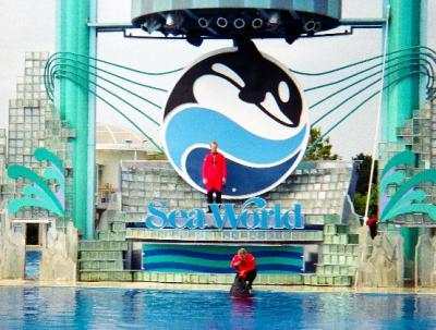 Sea World San Diego 1990