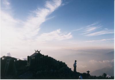 ◇木曽駒ヶ岳1999第1弾