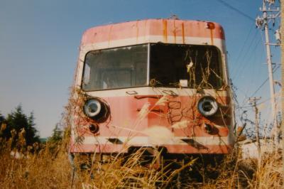 お化け電車