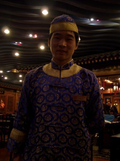 北京=短期滞在プラン2=古きよき中国を楽しむ