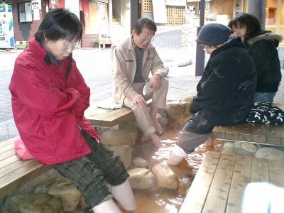 2006  寒いのに有馬・六甲へ 有馬編 & 「有馬温泉」