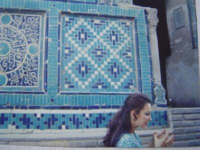 ウズベキスタンの旅 サマルカンドの宝石 サマルカンド