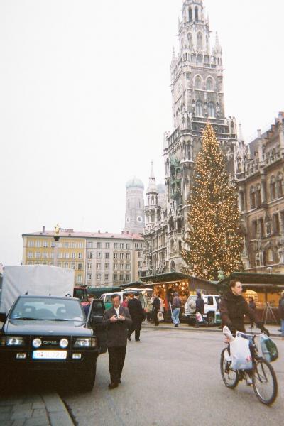 クリスマスinドイツ