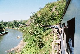 年末年始タイ旅行 3日目 カンチャナブリ日帰り観光