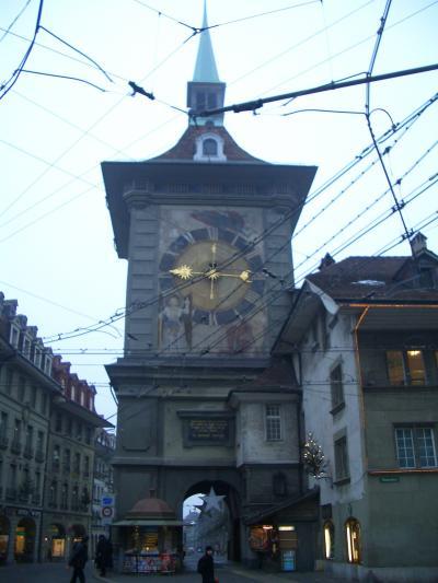 ヨーロッパ周遊旅行(2006年1月)/スイス編