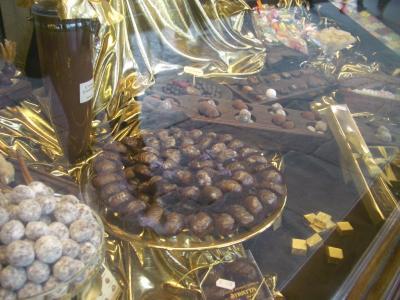 チョコレートの街トリノへ!!