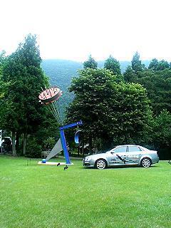 Audi MUSIC meets ART2005@箱根