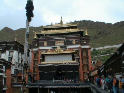 チベットの旅(3) 【シガツェ】