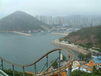 香港旅気分(海洋公園山上編)