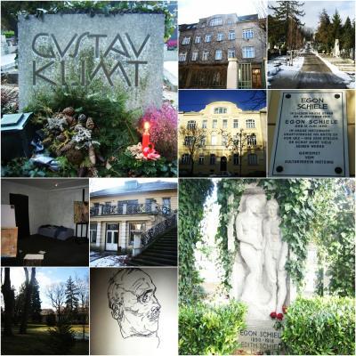 ■グスタフ・クリムト巡礼 Quest for Gustav Klimt - Wien 2005
