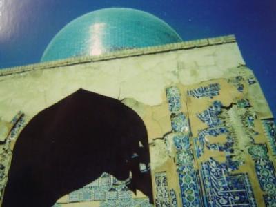 ウズベキスタン 青の都サマルカンド―サマルカンドの青