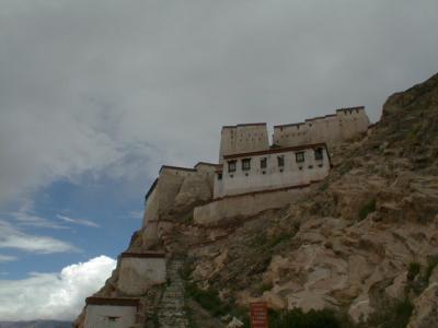 チベットの旅(4) 【ギャンツェ】