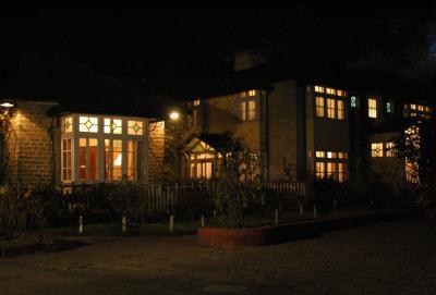 ダージリンの古典的正統派ホテル
