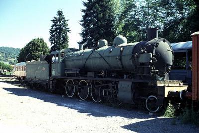 ブレヴァン観光鉄道