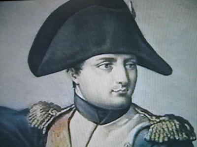 ナポレオンを拝みに