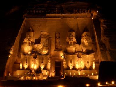 エジプトの表面