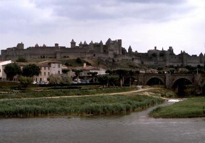 1988年のヨーロッパ 18、フランス編、その1 (ヴェルサイユ&ロワールの古城、オマケに南フランス)