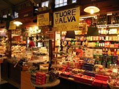 ヘルシンキ マーケット広場