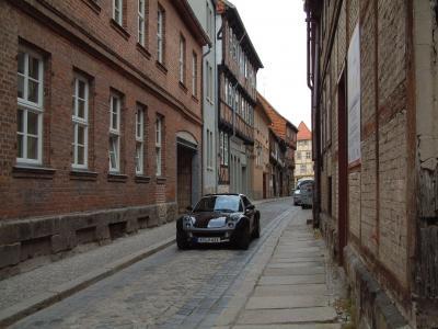 ハルツ地方、東ドイツへ車の旅