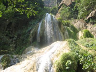 エラワンの滝でキャンプっ!<カンチャナブリ>