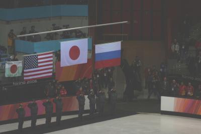 トリノオリンピック2006