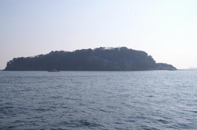 猿島へ船旅?