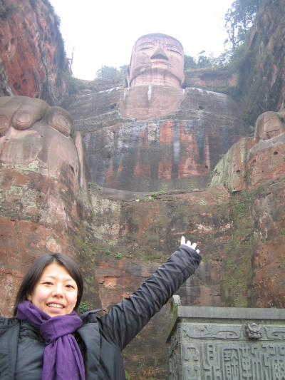 2006年2月 香港・成都13日間の旅(楽山編)