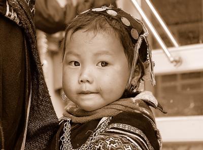 サパの人々【Ta Van~Lao Chai~Ta Phin】